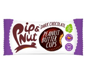 Pip & Nut - Dark Chocolate Peanut Butter Cups (15 x 34g)
