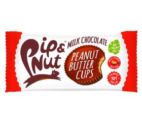 Pip & Nut - Milk Chocolate Peanut Butter Cups (15 x 34g)