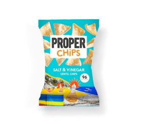 Properchips Salt & Vinegar Chips (24 x 20g)