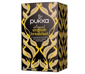 Pukka Herbs Tea Bags - English Breakfast (4 x 20pcs)