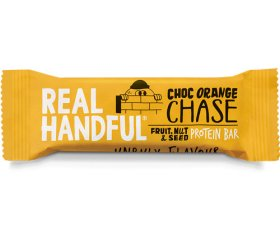 Real Handful - Choc Orange Chase Protein Trail Bar (20 x 40g)
