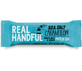 Real Handful - Sea Salt Caramellow Protein Trail Bar (20 x 40g)