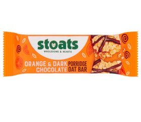 Stoats - Orange & Dark Chocolate Bar (18 x 50g)