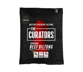 The Curators - Original Beef Biltong (12 x 30g)