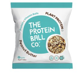 The Protein Ball Co - Vegan Peanut Butter (10 x 45g)