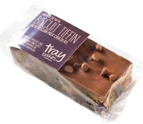 Traybakes - Luxury Biscuit Tiffin (12 x 90g - Individually Wrapped)