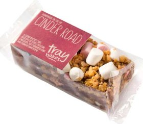 Traybakes - Cinder Road (12 x 70g - Individually Wrapped)