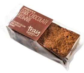 Traybakes - Dark Chocolate Brownie (12 x 75g - Individually Wrapped)