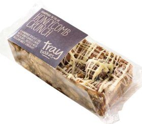 Traybakes - Honeycomb Crunch (12 x 85g - Individually Wrapped)
