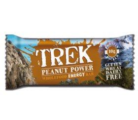 Trek - Peanut Power Protein Bar (16 x 55g)