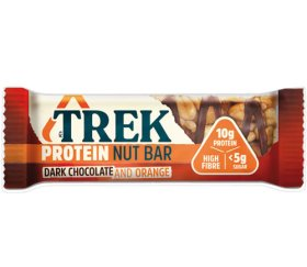 Trek - Dark Chocolate & Orange Protein Bar (16 x 40g)