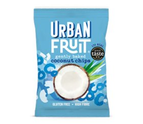 Urban Fruit - Straight Up Coconut Chips (14 x 25g)