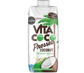Vita Coco Pressed Coconut Water (12 x 330ml)