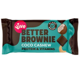 Vive Better Brownie - Coconut Cashew (15x35g)
