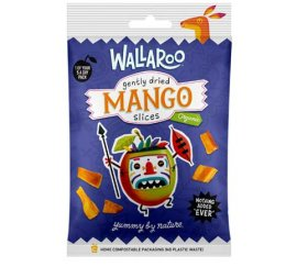 Wallaroo Organic Gentle Dried Mango Slices 10 x 30g