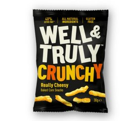 Well & Truly Impulse Crunchy Cheese Sticks (16 x 30g)