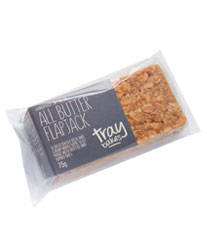Traybakes - Luxury All Butter Flapjack (12 x 75g - Individually Wrapped)