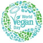 World Vegan Day - 1st Nov